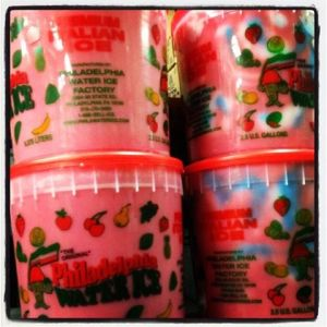 Italian Ice Buckets